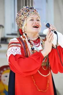 Poyushchaya Rossiya YA Vserossiyskiy konkurs ispolniteley russkoy pesni v Ulyanovske